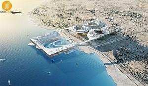 گروه معماری شیردل و همکاران  برنده مسابقه پدیده کیش