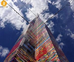 ساخت بزرگترین برج لگو