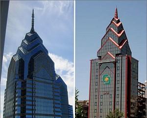 معماری خلاقانه یا کپی برداری از معماری غربی ؟