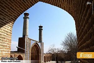 مسجد جامع قزوین؛ کهن ترین مسجدجامع ایران