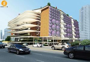 معماری مجتمع زیستی شاتوت