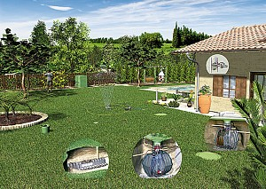 آشنایی با سیستم های SBR و Garden accessories