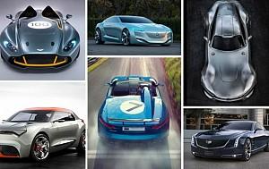 شگفت انگيز ترين خودرو هاي مفهومي معرفی شده در سال 2013 + گالري عکس(قسمت اول)