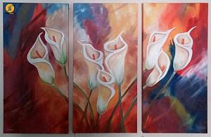 تابلو نقاشی، طرحی دیگر در دکوراسیون داخلی(1)