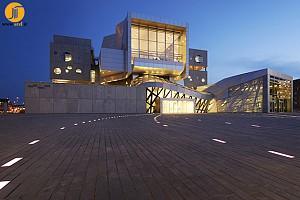 معماری خانه موسیقی، اثری به یاد ماندنی در معماری دانمارک
