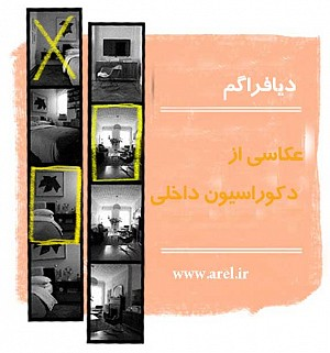 5 نکته در عکاسی از دکوراسیون داخلی