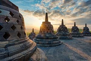 باشکوه ترین معبد بودا در سرتاسر جهان