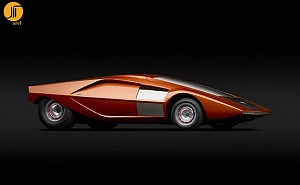 نمایشگاه اتومبیل های رویایی و دوراندیش