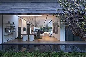 طراحی داخلی منزل مسکونی به سبک مینیمالیستی و مدرن