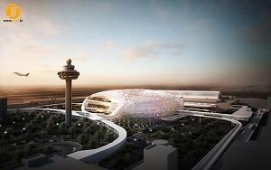 فرودگاه جدید نمادین سنگاپور/آتلیه UN