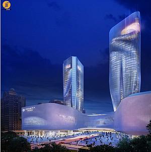 توسعه مجدد ساختمان چند منظوره