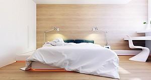 طراحی داخلی آپارتمان 100 متری، مینیمال و مدرن