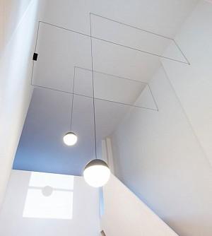 کابل های نورانی FLOS  بهترین گزینه در هماهنگی با معماری مدرن