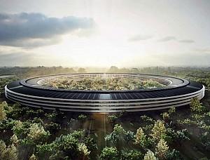 نگاهی به معماری campus2، مقر جدید اپل