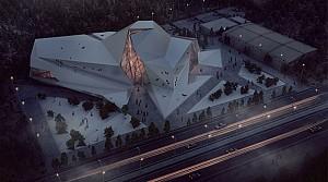 طراحی باشگاه سنگ نوردی در منطقه پلور مازندران