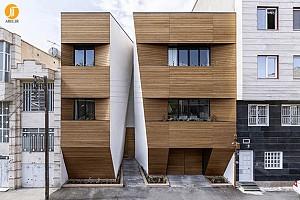 خانه افشاریان، خانه ی امروز، آپارتمانِ چند سال بعد /  رنا دیزاین ، رضا نجفیان