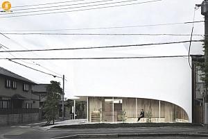 معماری با چوب، دندانپرشکی اوزاکا
