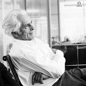فری اتو (Frei Otto) برنده ی جایزه ی پریتزکر 2015  (درگذشت)