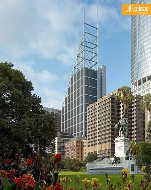 معماری و طراحی بانک Deutsche در استرالیا توسط نورمن فاستر