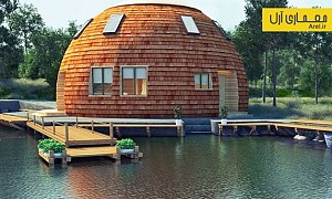 معماری و طراحی خانه های گنبدی: پیشنهادی جالب برای معماری آینده