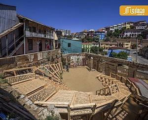 طراحی شهری: احیای فضاهای شهری متروک در شیلی