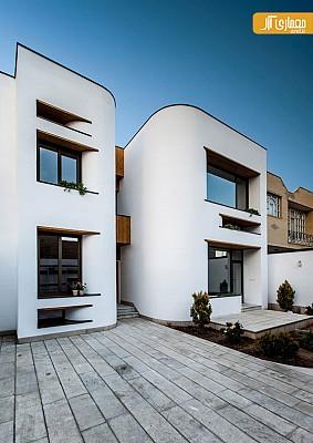معماری و طراحی خانه بهار- دفتر معماری آینه