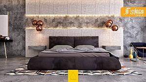 طراحی و دکوراسیون اتاق خواب، 7 اتاق خواب متفاوت