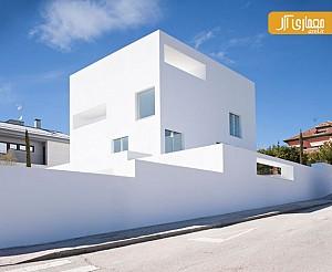 معماری و طراحی خانه ی Cala در اسپانیا