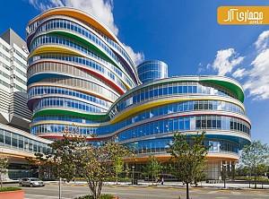 معماری و طراحی ساختمانی برای توسعه ی بیمارستان کودکان فیلادلفیا