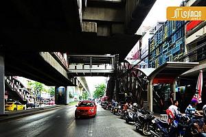 معماری و طراحی خوابگاه  شبانه روزی در بانکوک