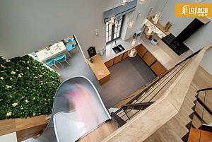 طراحی داخلی خانه توسط استودیو طراحی Ki Design