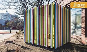 معماری و طراحی کتابخانه های سیار در سئول