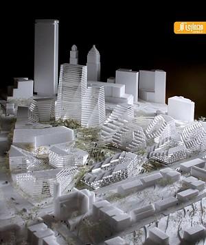 طرح گروه معماری بیگ برای تغییر شکل منطقه ای در Pittsburgh