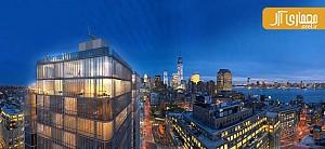 معماری و طراحی برجهای مسکونی در نیویورک توسط رنزوپیانو