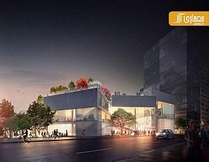 معماری و طراحی مدرسه ی ویلسون توسط گروه بیگ