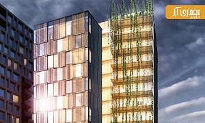 معماری و طراحی بلندترین ساختمان چوبی آمریکا