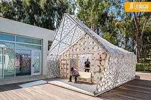 طراحی خانه های موقت BI(h)OME