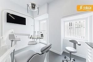 طراحی داخلی کلینیک دندانپزشکی - اسپانیا
