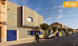 معماری و طراحی دفتر اداری Entrepreneur