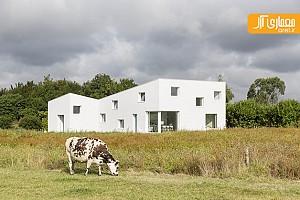 معماری خانه ای برای یک عکاس توسط استودیو طراحی علیرضا رضوی