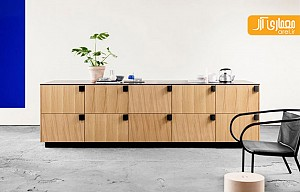 ساخت کانتر آشپزخانه برای IKEA توسط گروه های معماری BIG,HLA و Norm