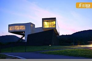 موزه هنر نانجینگ سیفنگ اثری از گروه معماری استیون هال