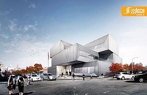 طرح جدید گروه بیگ: معماری  ایستگاه پلیس Bronx در نیویورک