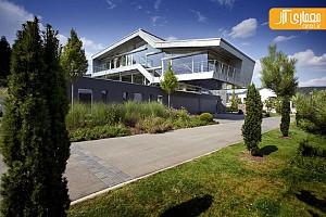 معماری خانه ای در آلمان به سبک های- تک