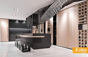 طراحی آشپزخانه ی مدرن، خلاقیتی بی پایان