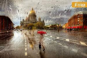 دیافراگم هفته: بازتاب کشور روسیه در هنر عکاسی