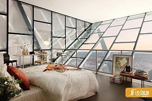 طراحی داخلی اتاق های خواب با سبک اسکاندیناوی: ایده ها و الهامات