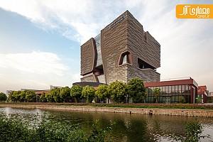 معماری ساختمان مدیریت دانشگاه لیورپول