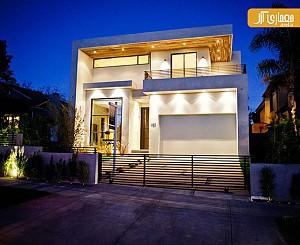 طراحی داخلی خانه سازگار با محیط زیست در هالیوود