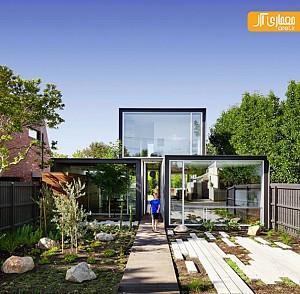 معماری و طراحی داخلی خانه توسط  معماران  Austin Maynard